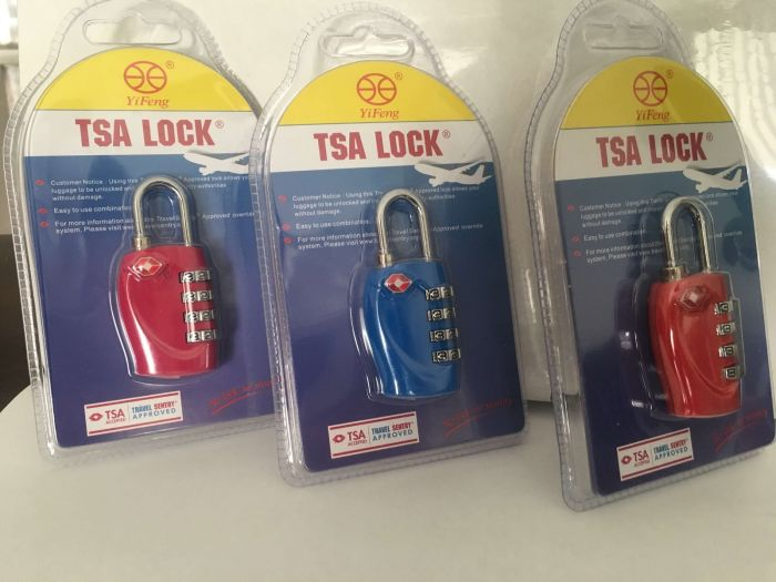 0e029429c439 YIFENG TSA Approved 3 Digit Luggage Locks